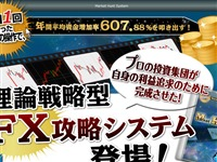 塚原謙のMarket Hunt System 公式サイト